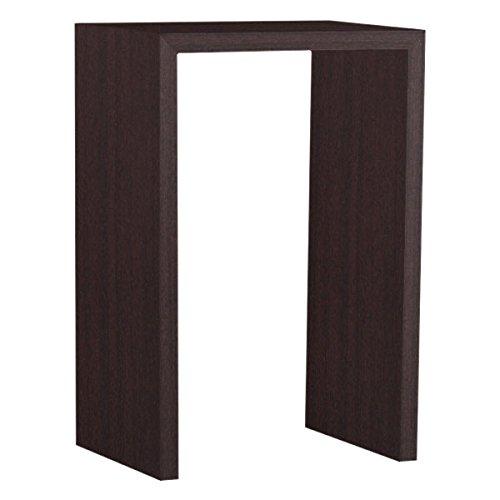 arne カウンターテーブル バーテーブル セミオーダー 日本製 幅65cm 奥行45cm 高さ90cm コンソールテーブル 机 テーブル 木製 Zero-X 6545HH ナチュラル B079KZVQRP 幅65×奥行45,ナチュラル