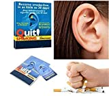 Product review for Greendou 2PCS Magnetic Therapy Quit Stop Smoking Smoke Magnet Magnetic Therapy Ear Auricular Loss Weight Acupressure