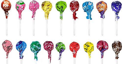 Tootsie Pops, Multi Flavor - Mega Variety Pack, 3lbs