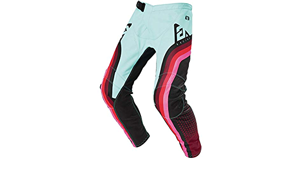Swish Berry//Pink//Seafoam 22 Answer 2021 Youth Syncron Pants