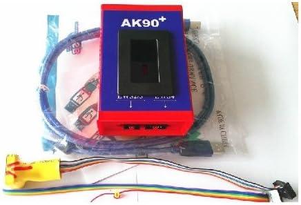 2017 Latest OBD2 AK90 Key Programmer For all BMW Version V3.19 EWS CAS NEW