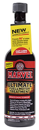 Marvel Mystery Oil 50665 Ultimate Fuel and Motor Treatment - 12 Fl Oz.