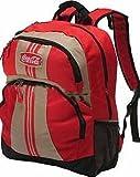 Coke Coca Cola Large Red Backpack Book Bag School