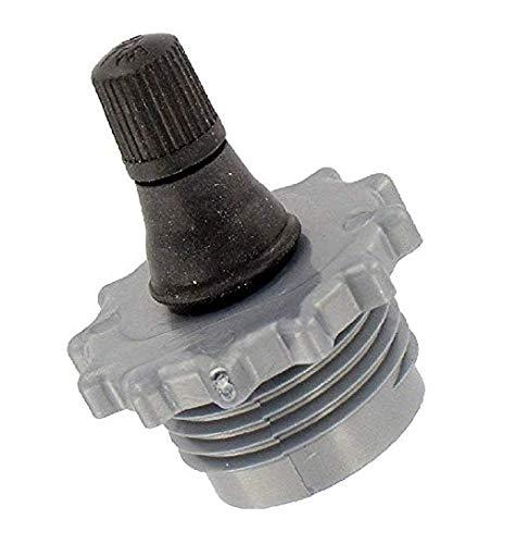 Valterra P23508VP Gray RV Blow-Out Plug with Shrader Valve (6 Pack) by Valterra