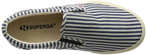 Zapatillas SUPERGA 2311 Cotstripedu azul Blue-white