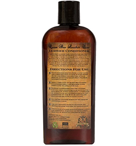 Gift Set Of Best Leather Care Leather Conditioner