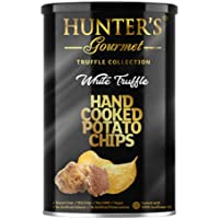 Hunter's Gourmet Hand Cooked Potato Chips - White Truffle - Truffle Collection - 150gm