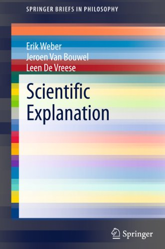 Download Scientific Explanation (SpringerBriefs in Philosophy) Pdf