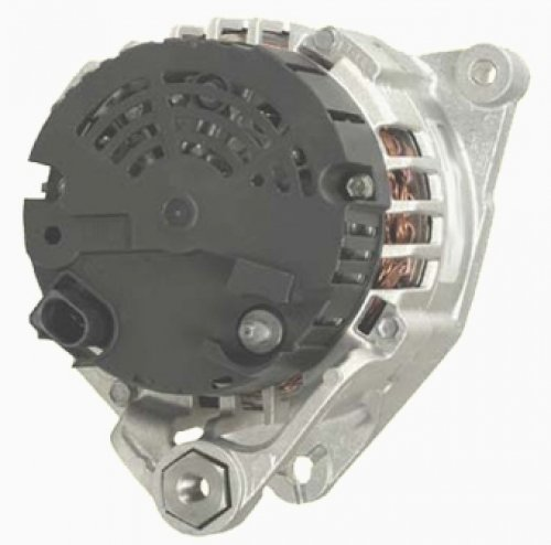 Discount Starter and Alternator 13932N Replacement Alternator Fits Audi A6