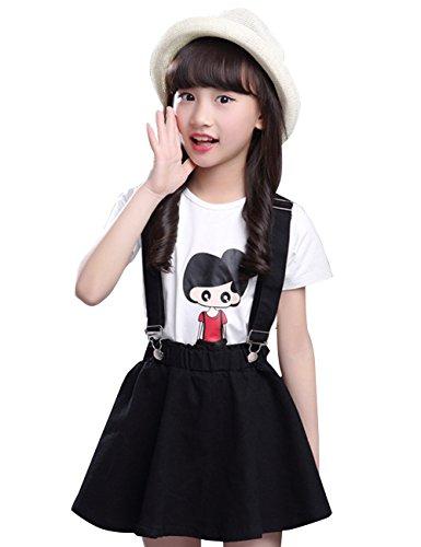 Just A Girl Denim Skirt - 1