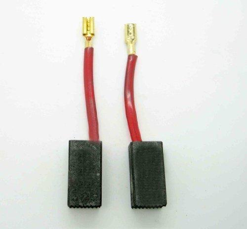 Balais carbone pour meuleuse d'angle Hitachi G12SR G13SR G13SB3 G13SD Etc gamme H7 Faryear Ltd