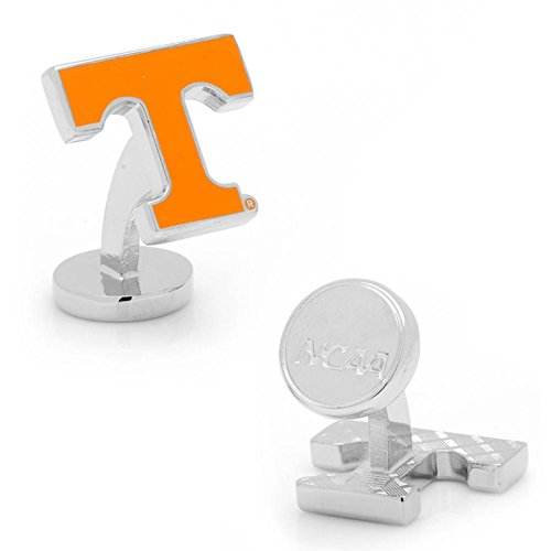 NCAA Mens Palladium University of Tennessee Volunteers Cufflinks by NCAA