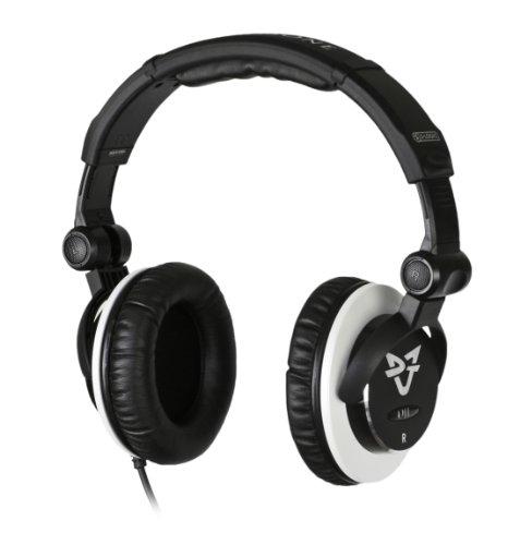 Ultrasone DJ 1 S-Logic Plus Surround Sound Professional Closed-backDJ Headphones with Transport Bag