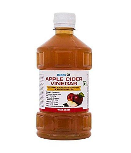 Healthvit Apple Cider Vinegar 500ml 500ml Overall Wellness BY DODO STORE