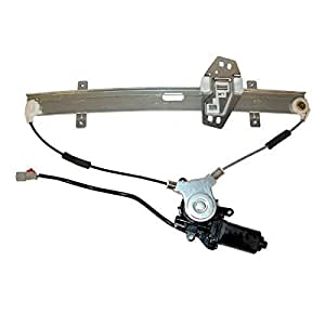 1998 2002 honda accord sedan 4 door front for 1998 honda civic power window regulator