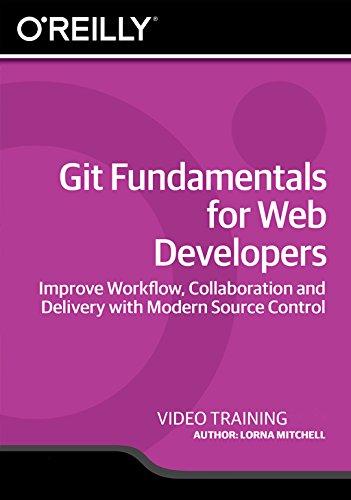 Git Fundamentals for Web Developers [Online Code]