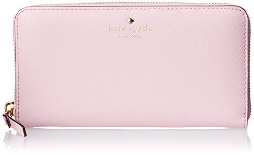 kate spade new york Cedar Street Lacey Wallet, Pink Blush, One Size by Kate Spade New York