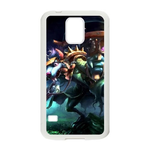 samsung galaxy s5 phone case White Twitch league of legends ...