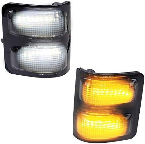 GROTE PERLUX 91963 Turn Signal-Parking-Side Marker Light Lens