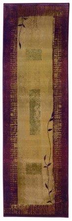 (Oriental Weavers Generations 544X Area Rug, 2-Feet 7-Inch by 9-Feet 1-Inch)