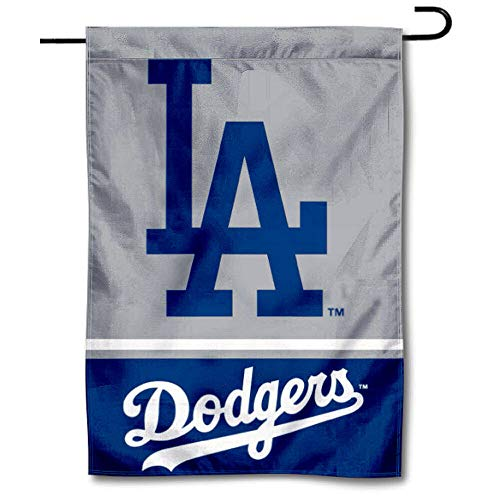 (WinCraft Los Angeles Dodgers Double Sided Garden Flag)