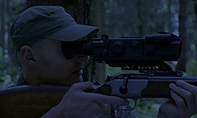 Pulsar Digisight 850 LRF Digital NV Riflescope from Sellmark Corporation :: Night Vision :: Night Vision Online :: Infrared Night Vision :: Night Vision Goggles :: Night Vision Scope