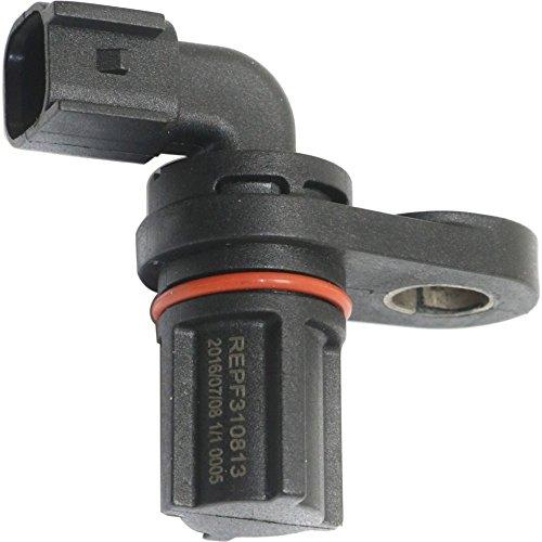 Evan-Fischer EVA1536041613 ABS speed sensor for F-150 04-08 / F-SERIES SUPER DUTY PICKUP 05-13 ABS Rear Center