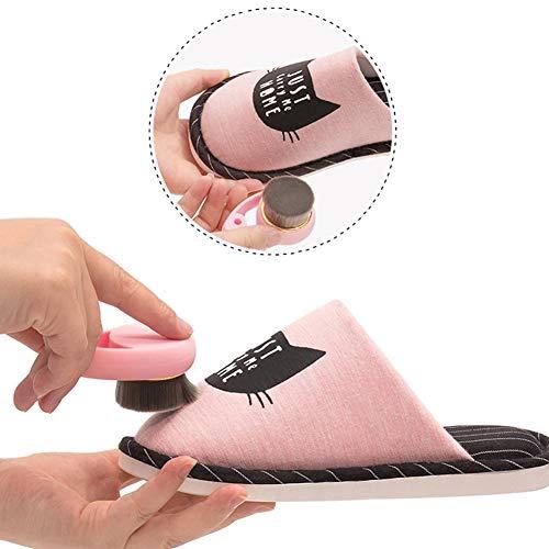 Linge Anti Taille Hiver Blanc 38 Fond Épais Couple Automne dérapant Femelle Beau Pink Crème couleur Pantoufles Maison Coton Ménage 37 Td Light Respirant Et Intérieur OAfZZq
