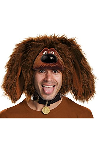 Disguise Secret Life Of Pets Adult Duke Headpiece (Duke Costume)