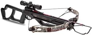 Parker BushWacker 150 Crossbow with 3X Multi-reticle Scope