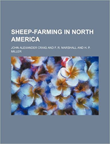 Sheep-Farming in North America