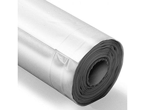 Bache peinture en ROULEAU 80 microns - rouleau plastique transparent - protection peinture - protection chantier Bâches Direct PR0842