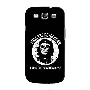 Cover It Up Dead Revolution Hard Case For Samsung Galaxy S3