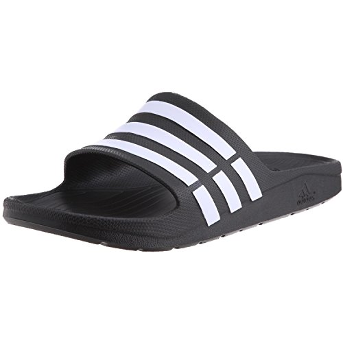 adidas Unisex Adult Duramo Slide Open Toe Sandals