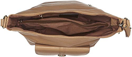 Chicca De taupe Mujer Hombro Y Shoppers Cbc3301tar Beige Bolsos Borse gqUBrgw