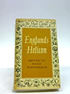 Englands Helicon by H. MacDonald
