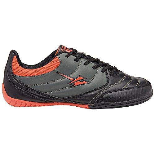 Gola - Zapatillas para niño Negro - Black/Graphite/Red
