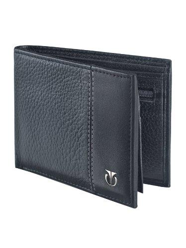 Titan Men's Black Wallet (TW109LM1BK)