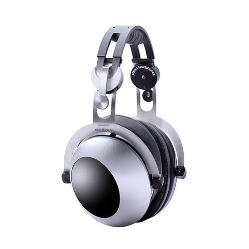 Spider Moonlight Stereo Headphones