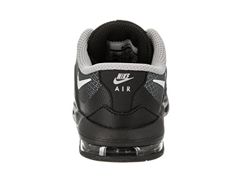 001 white PrinttdScarpe Neroblack Running Invigor wolf Max Unisex Nike – Bambini Air Gre DHW29EI
