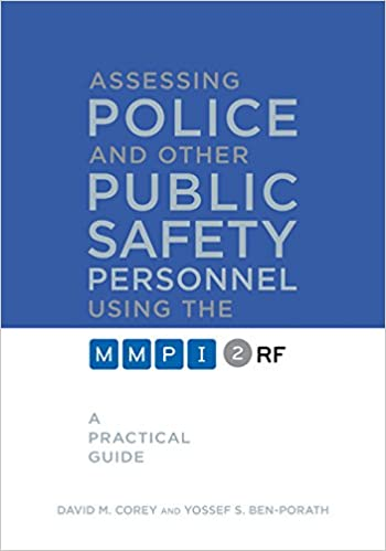 Amazon assessing police and other public safety personnel using assessing police and other public safety personnel using the mmpi 2 rf a practical guide 1st edition fandeluxe Images