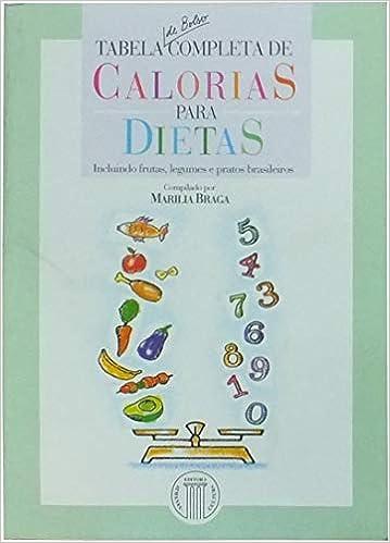 calorias frutas e legumes