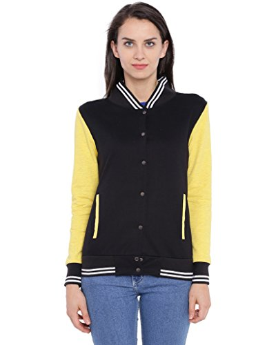 Campus Sutra Women Varsity Jacket