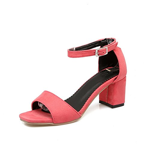 Inconnu Bout Femme Ouvert Red 1TO9 zxw6qz1A