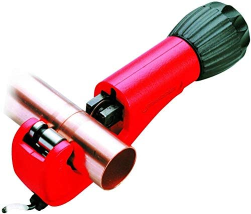 Rothenberger Rohrabschneider Tube Cutter TC 42 Pro, Durchmesser 6 - 42 mm, 1 Stück, 70029