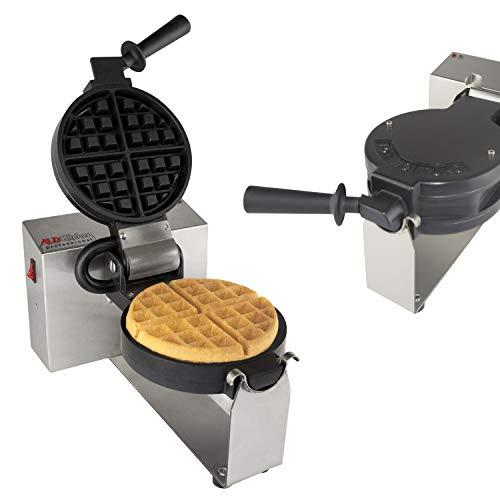 Belgium Waffle Maker Professional for Amazing Belgian Waffles) (Belgian Waffle) by ALDKitchen (Image #5)