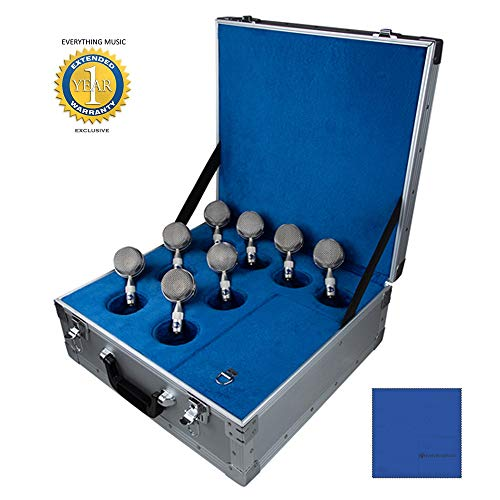 Blue Microphones Bottle Mic Capsule Kit - Full Set