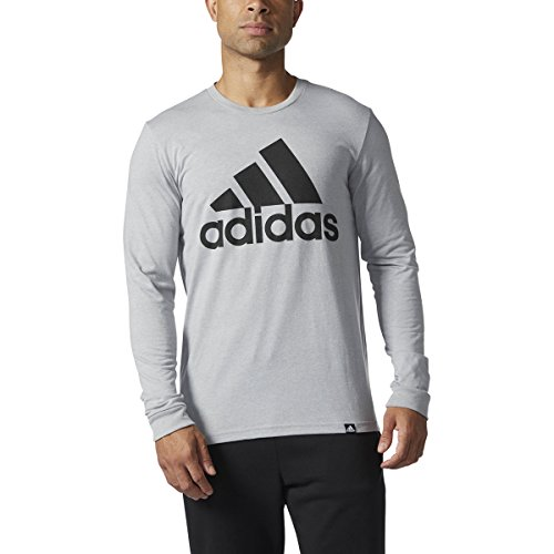 10c3f727461a adidas Men's Long Sleeve Graphic Tee - Buy Online - See Prices ...