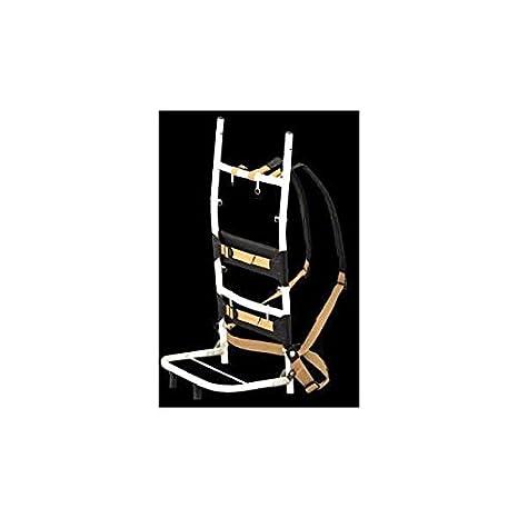 36ef06a0b787 Amazon.co.jp: 背負子 PXバックパックアルミフレームM アルミキャリア ...