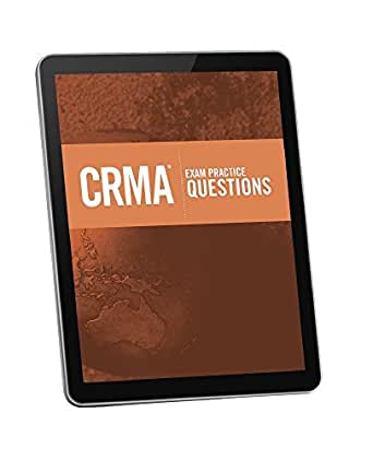 Amazon.com: CRMA® Exam Practice Questions; Certification in Risk ...